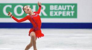 Элизабет Тұрсынбаева жарақатына байланысты гран-при турниріне қатыспайды