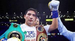 Жәнібек Әлімханұлы WBC рейтингінде үздік 15 боксшының қатарына енді